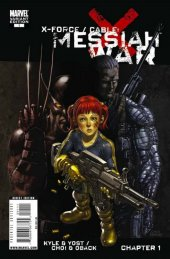 X-Force / Cable: Messiah War #1 Mike Choi & Sonia Oback Variant