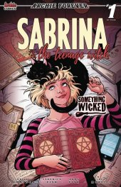 Sabrina The Teenage Witch: Something Wicked #1 Cover C Isaacs