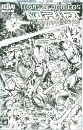 The Transformers: Drift - Empire of Stone #1 Artist