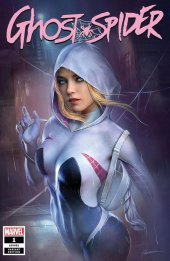 Ghost-Spider #1 Shannon Maer The Comic Mint Exclusive Variant