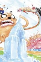 Adventure Time: Sugary Shorts Vol. 1 HC NYCC Exclusive