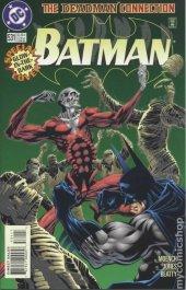 batman #531 glow in the dark variant