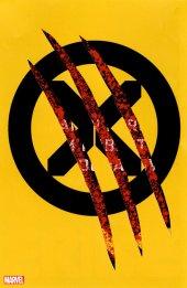 Wolverine #1 Die Cut Variant Edition