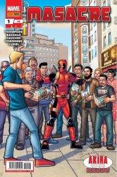 Deadpool #1 Akira Comics Exclusive