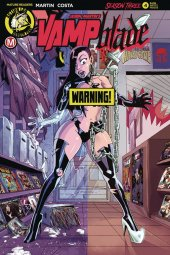 Vampblade: Season 3 #4 Cover D Winston Young Risque