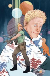 Firefly #4 1:15 Sauvage Cover