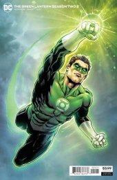 The Green Lantern Season Two #2 Variant Edition
