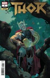 Thor #1 1:50 Ribic Variant