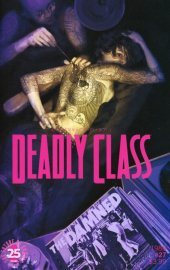 Deadly Class #27 Cover C Del Rey