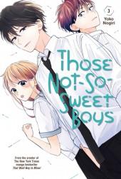 Those Not-So-Sweet Boys Vol. 3 TP