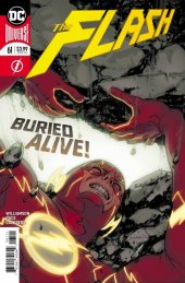 The Flash #61 Original Cover