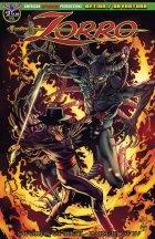 Zorro: Swords Of Hell #3