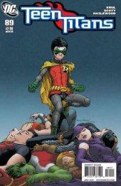 Teen Titans #89 Variant Edition