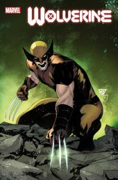 Wolverine #1 1:25 Variant Edition