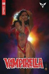 Vampirella #8 Cover C Beachum