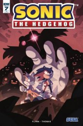 Sonic the Hedgehog #7 1:10 Incentive Variant