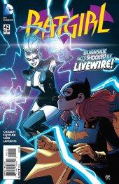 Batgirl #42 Original Cover