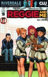 Reggie and Me #5 Cover B Shawn McManus