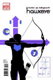Hawkeye #2 5th Printing