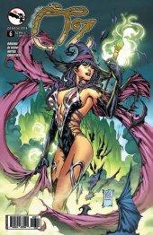 Grimm Fairy Tales Presents Oz #6