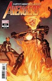 Avengers #22 2nd Printing