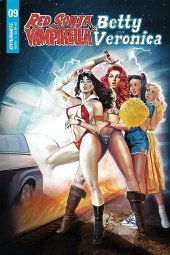 Red Sonja & Vampirella Meet Betty & Veronica #9