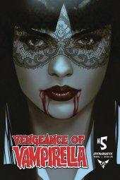 Vengeance of Vampirella #5 Cover B Oliver