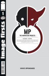 The Manhattan Projects #1 Image Firsts Edition