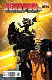 Deadpool #31 Gotg Variant