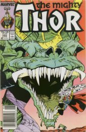 The Mighty Thor #380 Newsstand Edition