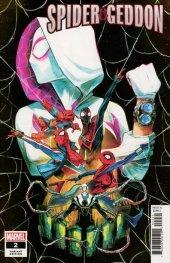 Spider-Geddon #2 Ivan Shavrin Variant