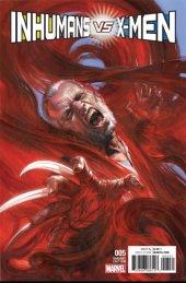 Inhumans vs. X-Men #5 Dell