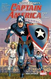 captain america: steve rogers vol. 1: hail hydra tp