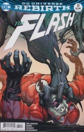 The Flash #31 Variant Edition