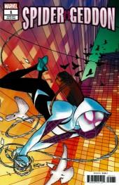 Spider-Geddon #1 Ferry Spider-Gwen Variant