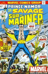 Sub-Mariner #67 Marvel Legends Reprint