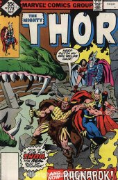 The Mighty Thor #278 Whitman Variant