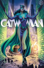 Catwoman 80th Anniversary 100-Page Super Spectacular #1 J. Scott Campbell Variant G