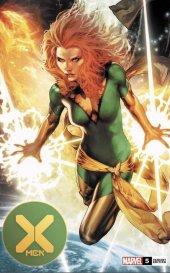 X-Men #5 Jay Anacleto Variant A Edition