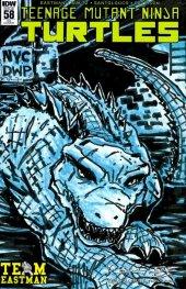 Teenage Mutant Ninja Turtles #58 Fan Club Variant