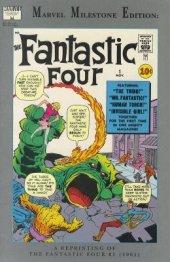 Fantastic Four #1 Marvel Milestone Edition