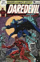 Daredevil #597 Shattered Comics Variant