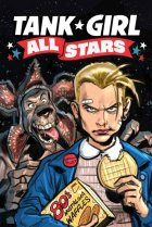 Tank Girl: All Stars #1 Cover C Wahl