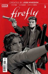 Firefly #3 3nd Printing