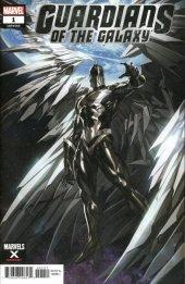 Guardians of the Galaxy #1 Skan Marvel X Variant
