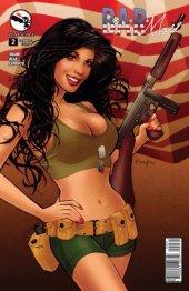 B.A.R. Maid #2 Cover C Franchesco