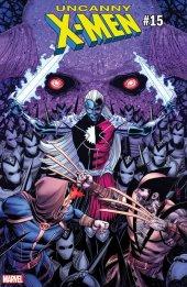 Uncanny X-Men #15 Zircher Asgardian Variant
