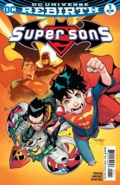 Super Sons #1 Special Edition Reprint