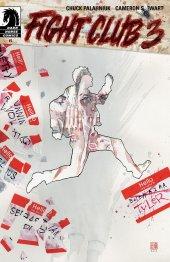 Fight Club 3 #1 Original Cover