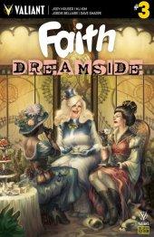 Faith: Dreamside #3 Pre-Order